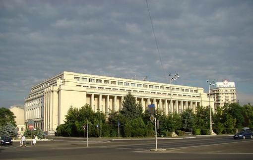 Palazzo Victoria, residenza del Primo Ministro a Bucarest (fonte Wikipedia)