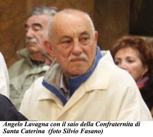 """Alassio piange la scomparsa di Angelo Lavagna. Il ricordo di don De Canis: """"Un uomo riservato e molto religioso"""""""