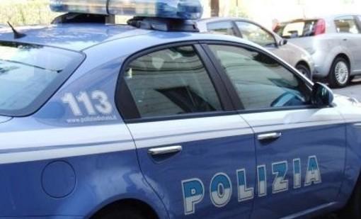 Controlli della polizia ad Alassio, Albenga, Villanova e Savona