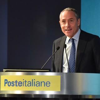 Matteo Del Fante, A.D. Poste Italiane