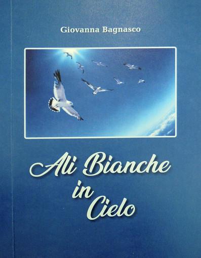 """A Varazze il libro di racconti """"Ali bianche in cielo"""" di Giovanna Bagnasco"""