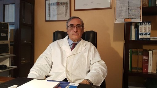 Aldo Manca, direttore S.C. Gastroenterologia dell'AO Santa Croce e Carle di Cuneo