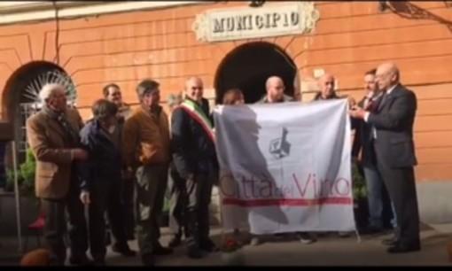 """Ciangherotti (FI): """"Albenga città del vino... questa sconosciuta"""""""