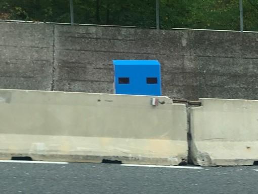 Autovelox sulla A10 Genova-Ventimiglia: non sono ancora attivi e i limiti potrebbero risalire dopo i lavori nelle gallerie