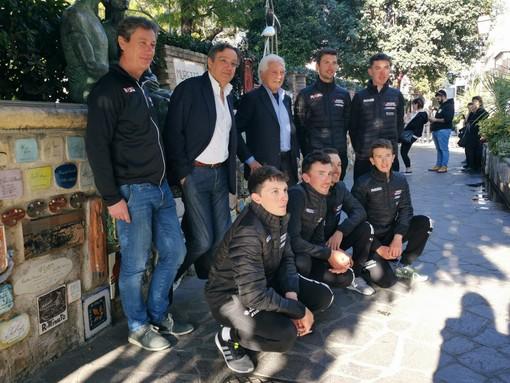 Alassio, la Androni Giocattoli Sidermec è pronta per il Trofeo Laigueglia