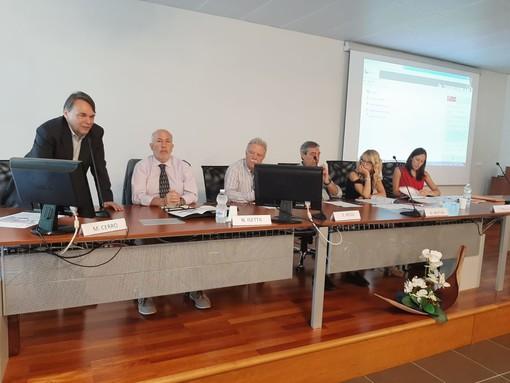Area di crisi: presentato a Quiliano il bando per le aziende interessate al finanziamento (FOTO e VIDEO)