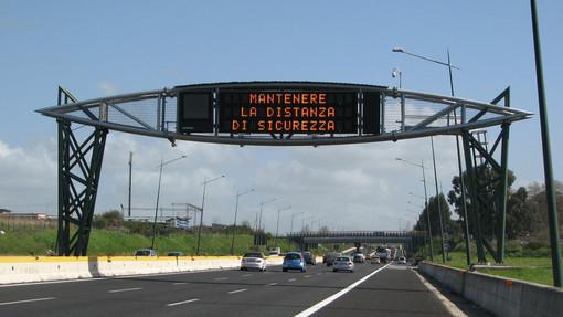 #Infoviabilità: cantieri aperti su A10 e A6 dal 27 gennaio al 2 febbraio