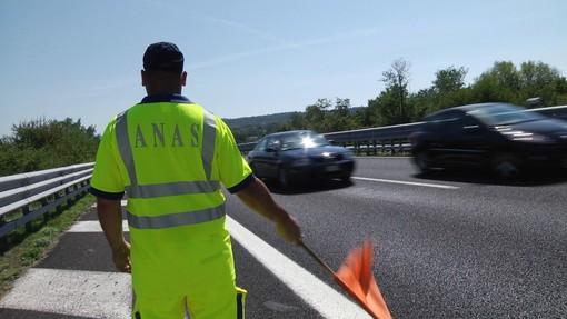Autostrade per l'Italia: prosegue l'attività di controllo e manutenzione sulla rete ligure