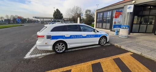 """Un'auto per l'unità cinofila delle Polizie Locali """"Riviera di Ponente"""""""