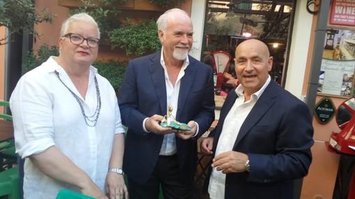 Albenga, il premio Re Carciofo 2018 consegnato ad Antonio Ricci (FOTO e VIDEO)