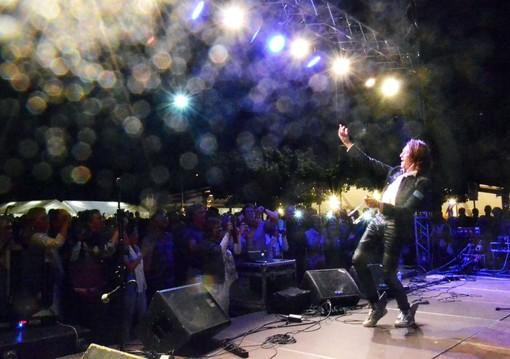 Grande successo per Alberto Fortis al Calice Music Festival