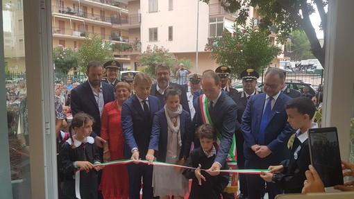 Andora: torna a suonare la campanella della scuola di via Cavour (FOTO e VIDEO)