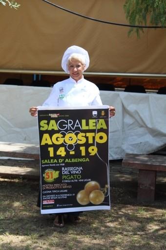 Agrichef della Liguria partecipa a Sagralea d'Albenga