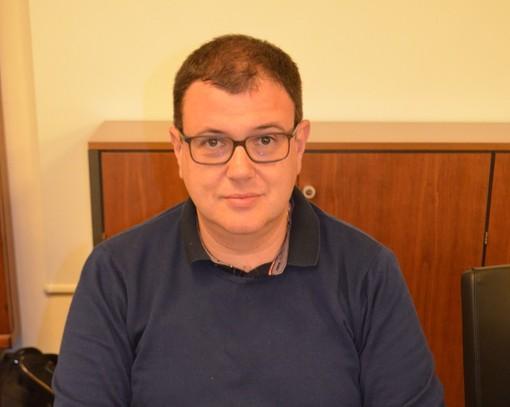 L'assessore al bilancio Fabio Nicolini