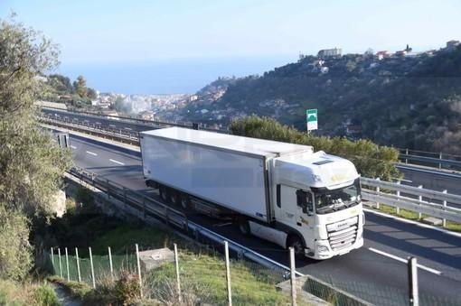 I cantieri sull'Autostrada dei Fiori in programma dal 20 al 26 luglio