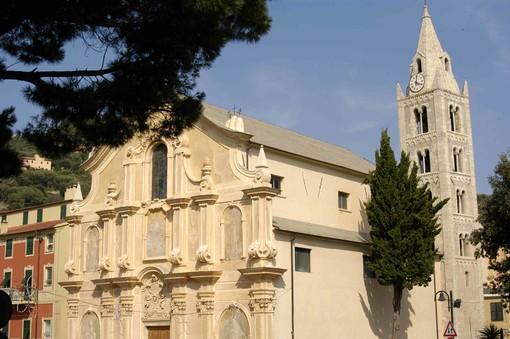 L'abbazia di Finalpia (Foto Merlo Genova)