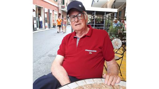 """Loano, è mancato Antonio """"Piero"""" Cerruti, presidente dell'Associazione Marinara Lodanum"""