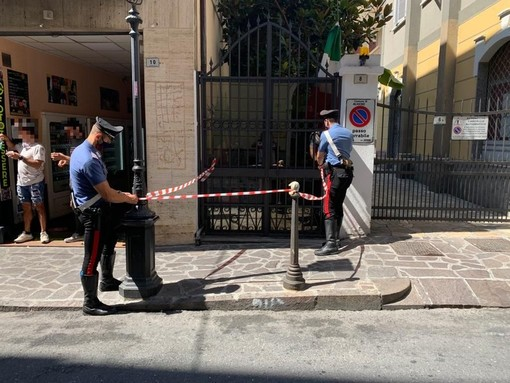 Alassio, in carcere gli aggressori del commerciante Renato Tollin