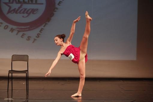 Grandi successi per la ballerina Giada Mollica di Villanova d'Albenga