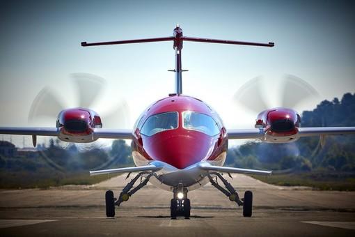 Piaggio Aerospace consegna Avanti EVO a cliente nord americano