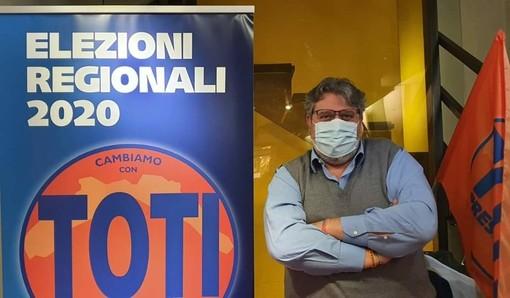 """Regionali 2020, Vaccarezza: """"Dal 3 giugno pronti a riaprire il point elettorale di via Pia a Savona"""""""
