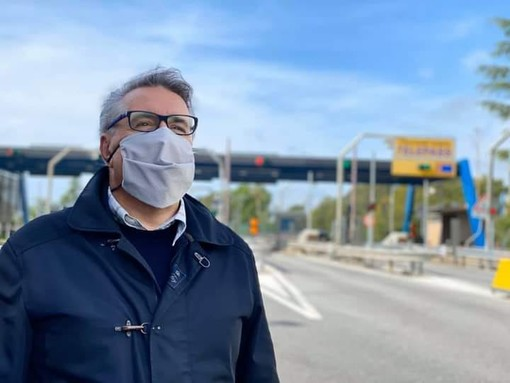 """Bozzano (""""Cambiamo!""""): """"Autostrade savonesi tra continui restringimenti e cambi di corsia, sia reso gratuito il tratto Arenzano-Alassio"""""""
