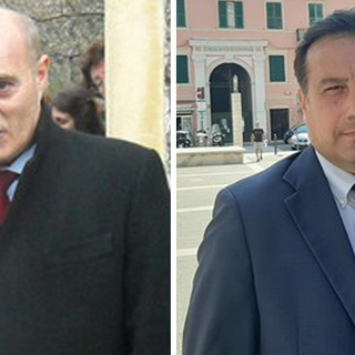 Dario Amoretti e Marco Russo