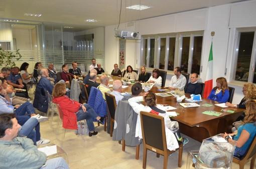 Andora, riunione operativa con le associazione per presentare già a dicembre il calendario degli eventi 2018/2019