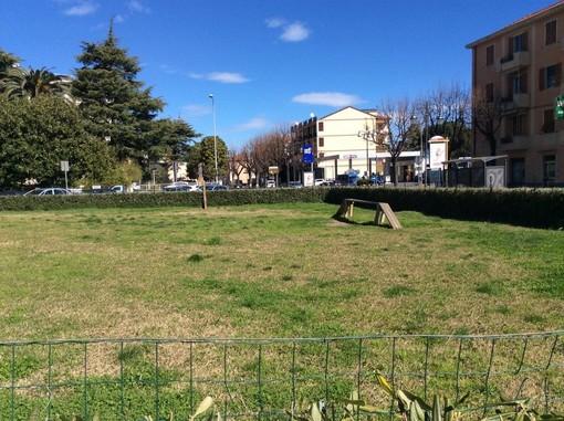 Albenga: riaperta l'area cani a Pontelungo