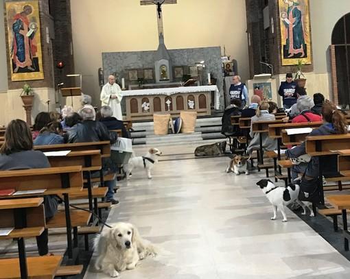 Savona, sabato 5 ottobre la 15^ Benedizione degli Animali
