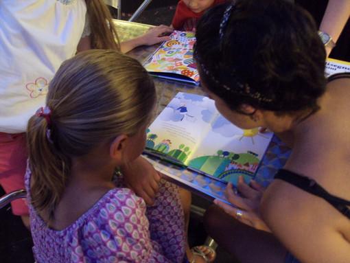 Loano, domenica pomeriggio dedicato alla lettura