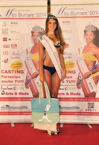 Miss Blu Mare, Beatrice Turini trionfa a Varazze