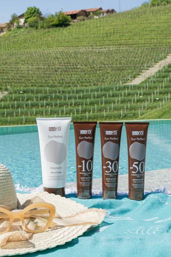 Barò Cosmetics® presenta la nuova linea di solari viso e corpo Sun Perfect