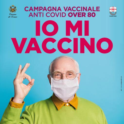 Campagna vaccinale, il Comune di Loano attiva un servizio di trasporto presso gli hub