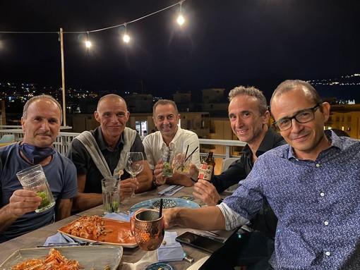 Andora, dopo il successo nel 2019 il consigliere comunale Ilario Simonetta di nuovo all'ultramaratona Milano-Sanremo