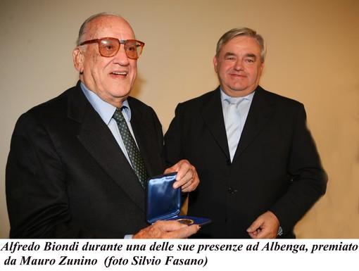"""Il ricordo di un Alfredo Biondi """"amico di Albenga e degli albenganesi"""""""