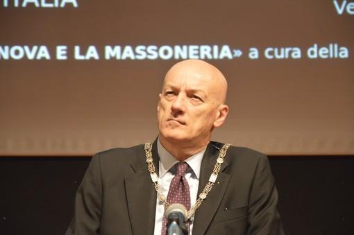 """Il Gran Maestro Bisi a Genova: """"Nelle vie i nomi di massoni che hanno fatto la storia"""""""