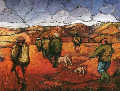 Il comune di Vicoforte dedica una retrospettiva al pittore savonese Buscaglia