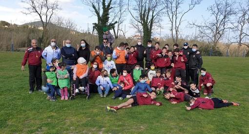 Sport e inclusione sociale, giornata speciale per Borghetto 1968 e Runners for Autism (FOTO)