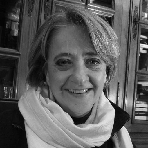 La scrittrice Cristina Rava a Finalmarina