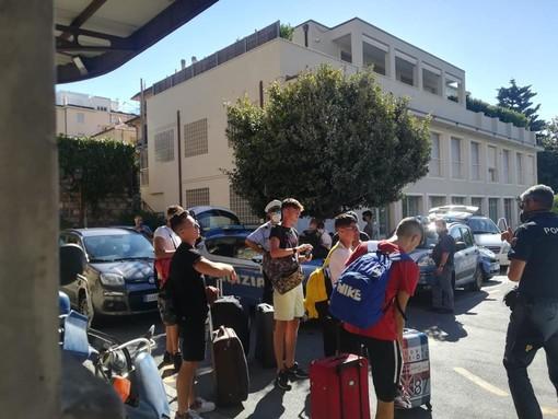 Polizia locale e Polizia di Stato: nuovi controlli a tappeto congiunti ad Alassio