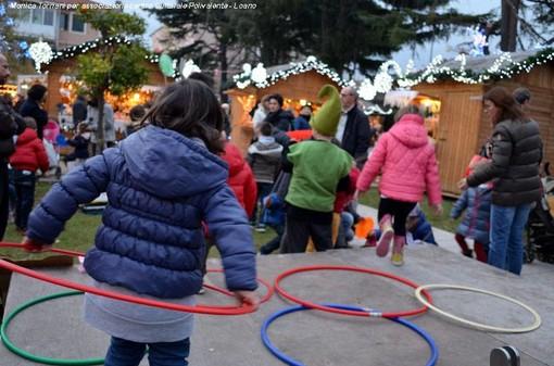 A Loano il Circo di Natale