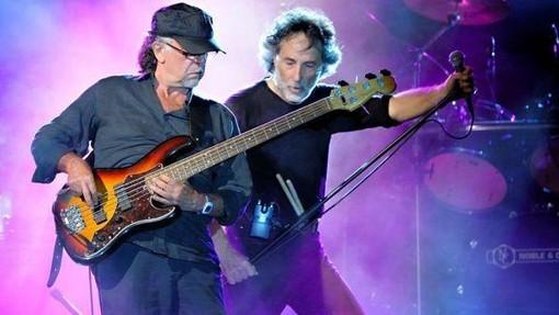 Oggi pomeriggio su Radio Onda Ligure l'intervista a Patrick Djivas, leggendario bassista della PFM