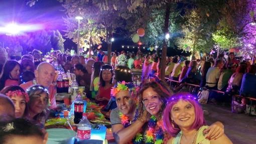 """Successo per la """"Cena colorata"""" di Vado Ligure"""