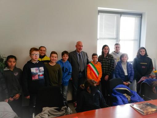 Quiliano, Donovan Ganci è il nuovo sindaco del Consiglio Comunale dei Ragazzi