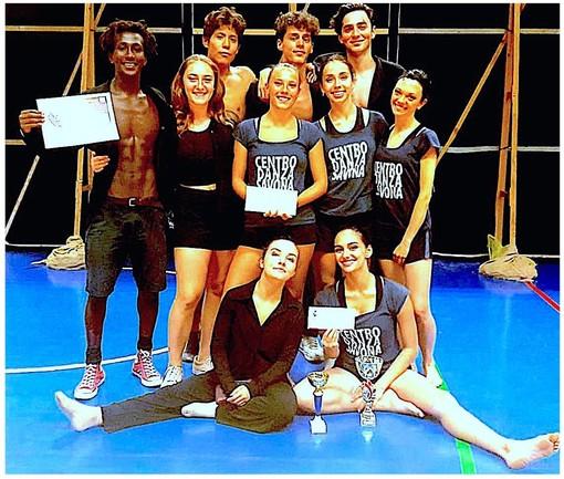 """""""Pioggia di premi"""" a Chiavari per giovanissimi danzatori savonesi"""