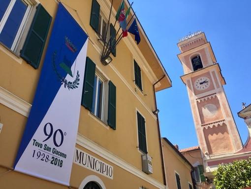 Il Comune di Tovo San Giacomo compie i suoi primi 90 anni di storia
