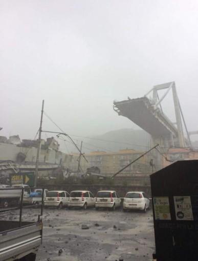 Crollo Ponte Morandi: i timori degli ingegneri tragicamente avverati