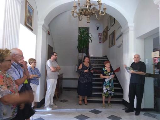 Carcare, inaugurata la personale di Elisa Traverso (FOTO)