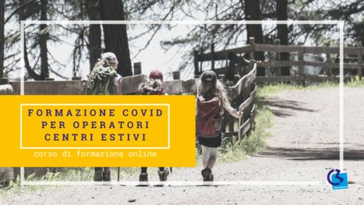 Corso COVID per operatori dei centri estivi